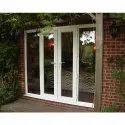 UPVC Lever Handle Door