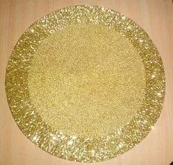 Golden Placemats
