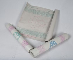 Printed Table Top Paper Rolls