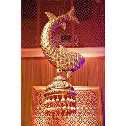 Traditional chandelier at best price in india fish traditional chandelier aloadofball Choice Image