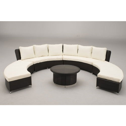 Modular Curved Sofa Sets