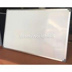 Dry Wipe White Marker Board