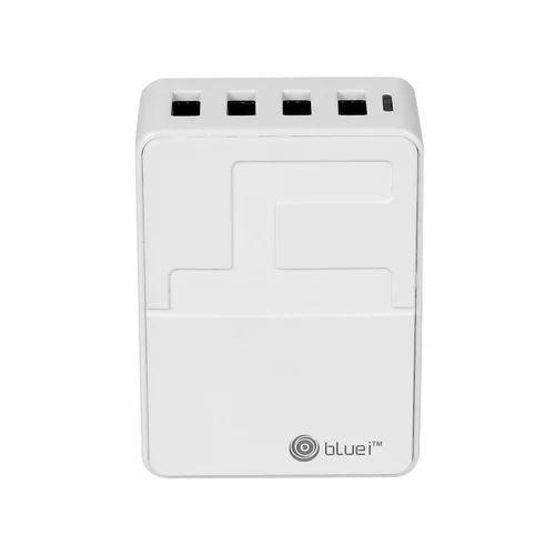 USB-401 Essential Series 4-Socket Junction Box