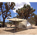 White Canvas Tent