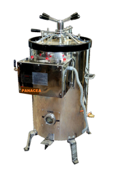 Vertical Autoclave(Brand:Panacea)