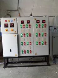Spark Automation Three Phase PET Bottle Recycling Machine Control Panel