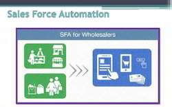 Sales Force Automations