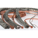 Copper Wire Braided Rope