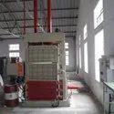 Cotton Baling Revolving Press Machine
