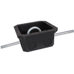 Press Fit GX Fan Box With Hook