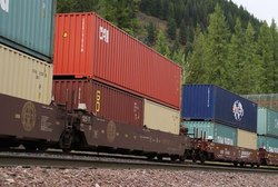 Transport Shipping Containers