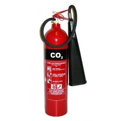 Safeguard A Co2 Fire Extinguisher