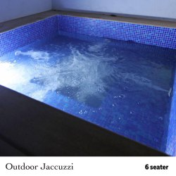 RCC Jacuzzi Swimming Pool