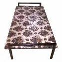 Folding Plywood Bed With Kushan