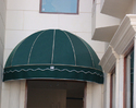 Dutch Cap Awnings