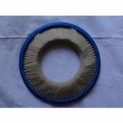 Accumulator Brush with Natural Brissel Goat Hair