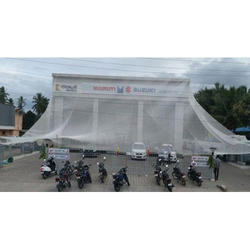 HDPE Building Glass Safety Net