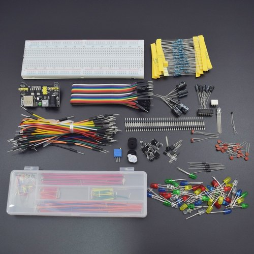 Electronic Component Assorted Kit For Arduino, Raspberry Pi, Stm32 (pack Of  458pcs) Rs1140