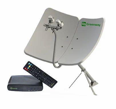 green way free satellite tv system in indra nagar bengaluru