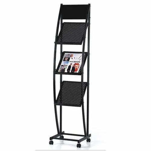 MS Magazine Rack