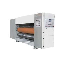 Rotary Die Cutting & Slotting Machine