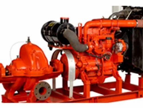 Fire Fighting Pumps - Fire Pump - Kirloskar Distributor
