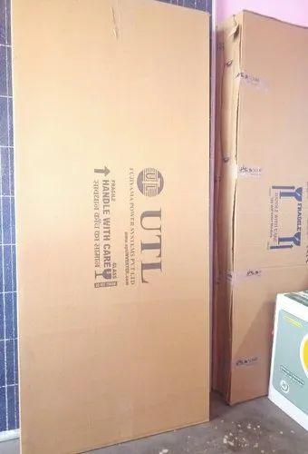 27 05 30 15 V Poly Crystalline Utl Solar Panel 24 V Rs 24 Watt Id 20791064033