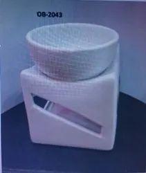 OB-2043 Diffuser / Oil Burner Tea Light Operated (1 Pc / Pkt)