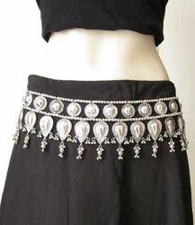 Fashion Ethnic Handmade Womens Dance Party Belt