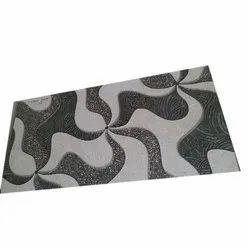 Ceramic Black And White Designer Wall Tiles, Size: 1x2 Feet