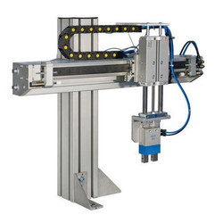 Automatic pneumatic Pick And Place Machine