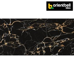 Orientbell SUPER GLOSS PORTORO GOLD Marble Tiles