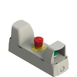 Pizzato Two Hand Push Button Station