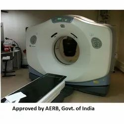 GE Refurbished Dual Slice CT Scan Machine