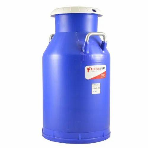 40 Ltr Plastic Milk Can