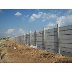 Concrete Precast Compound Wall