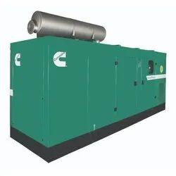 Cummins 365 kVA Three Phase Silent Diesel Generator