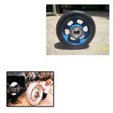 Tyre Wheels for Mechanical Industry