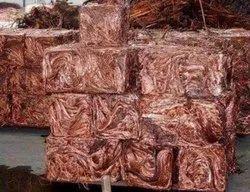 99 % Pure Copper Wire Scrap