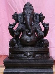 Lord Ganesha Divine Stone 15 Inches