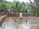 Wetland Manual Operating Seeding Machine