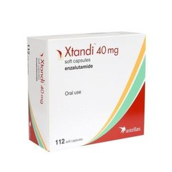 Xtandi Enzalutamide 40 mg