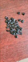 Jet Black Plastic Granules