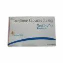 Tacrolimus Capsules USP 0.5 mg