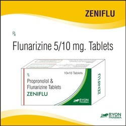 Flunarizine Tablet
