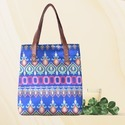 Loop Handle Beautiful Printed Tote Bag