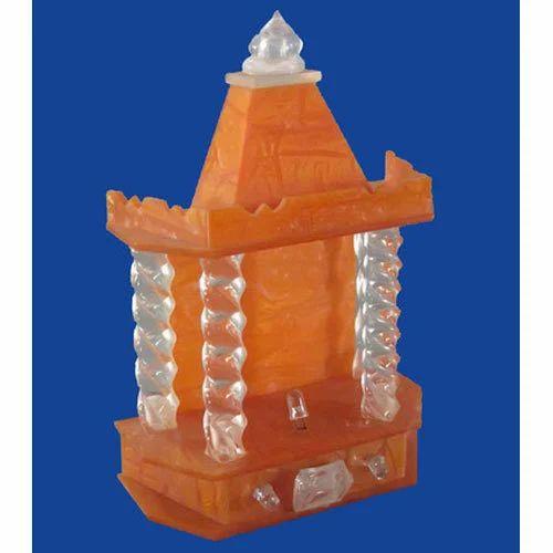 Car Decor Led Light Temple At Rs 85 Piece Decorative Items Id