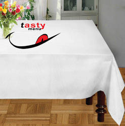 Single Motif Table Cloth
