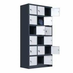 18 Locker Mild Steel Almirah