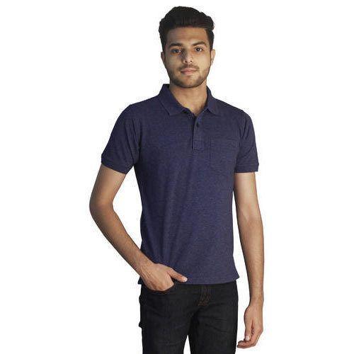 3480a931ab Colour Premium Cotton Rich Polo Neck T Shirts